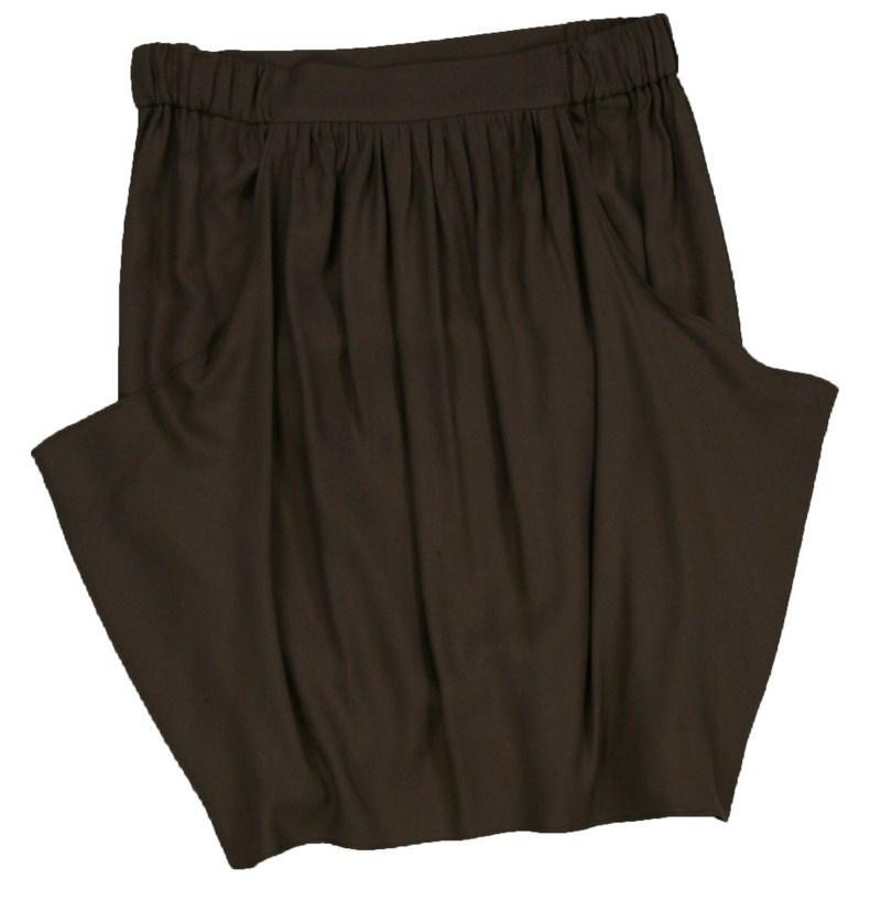 brązowa spódnica Bialcon - wiosna/lato 2011