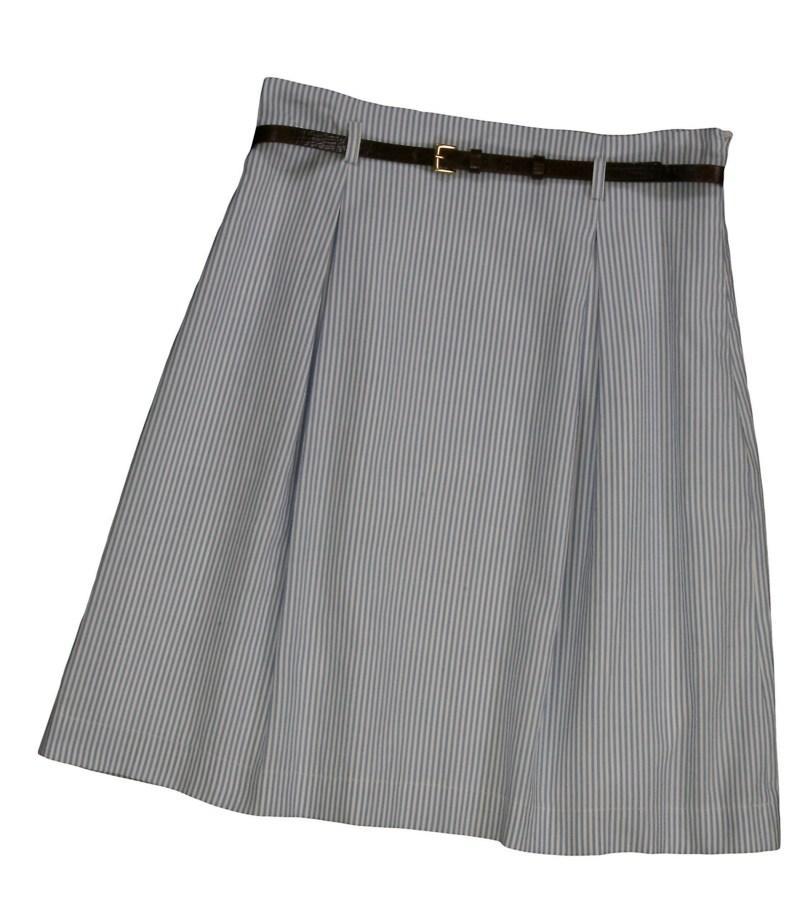 spódnica Bialcon w paski - wiosna/lato 2011