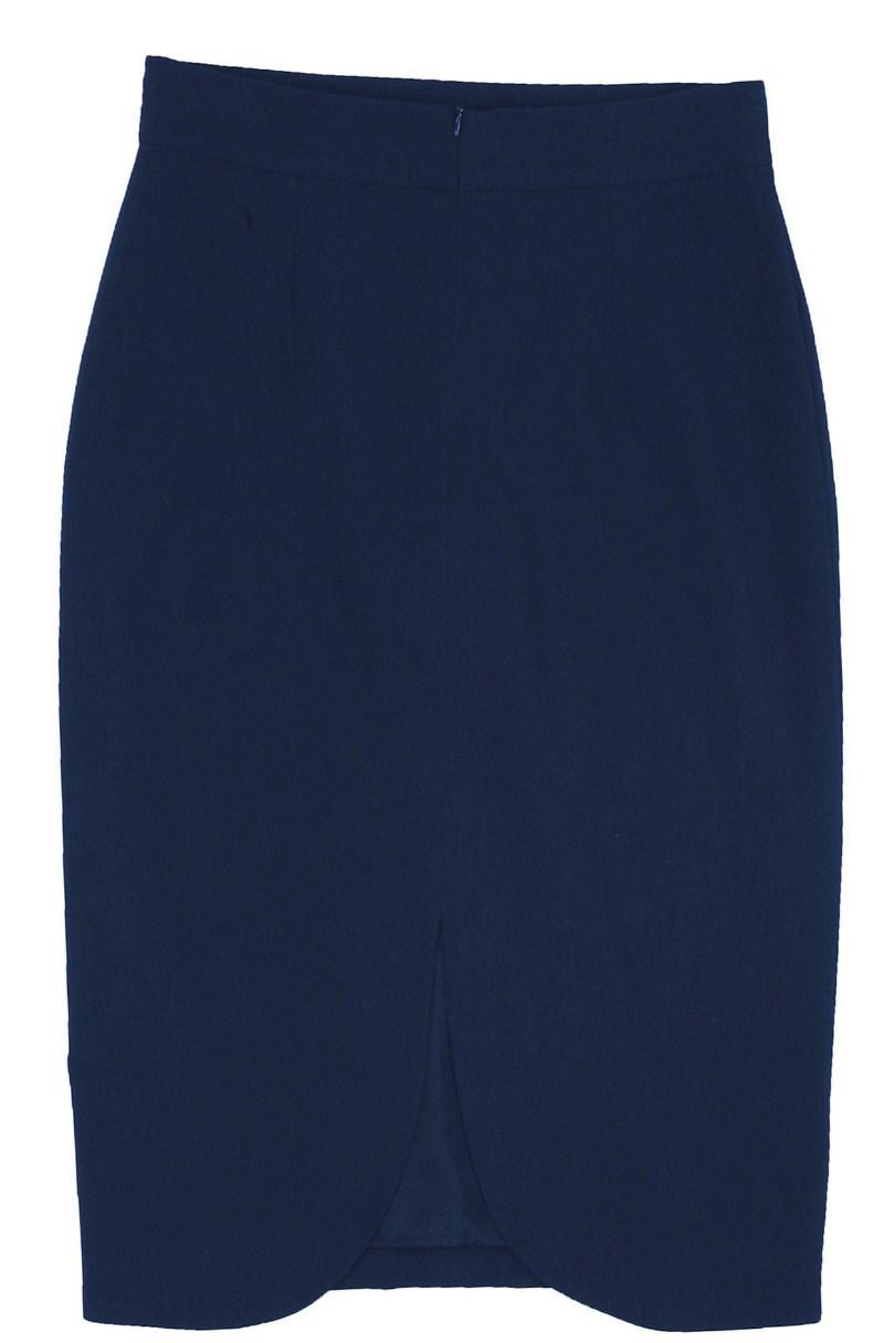 granatowa spódnica Bialcon - letnia kolekcja