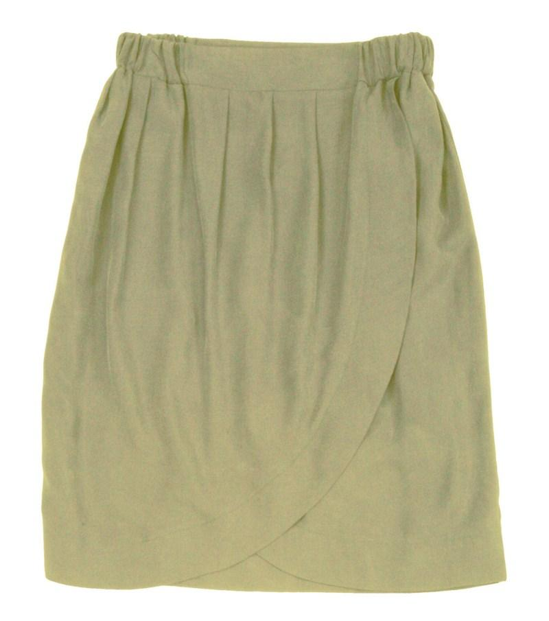 beżowa spódnica Bialcon - wiosna/lato 2011