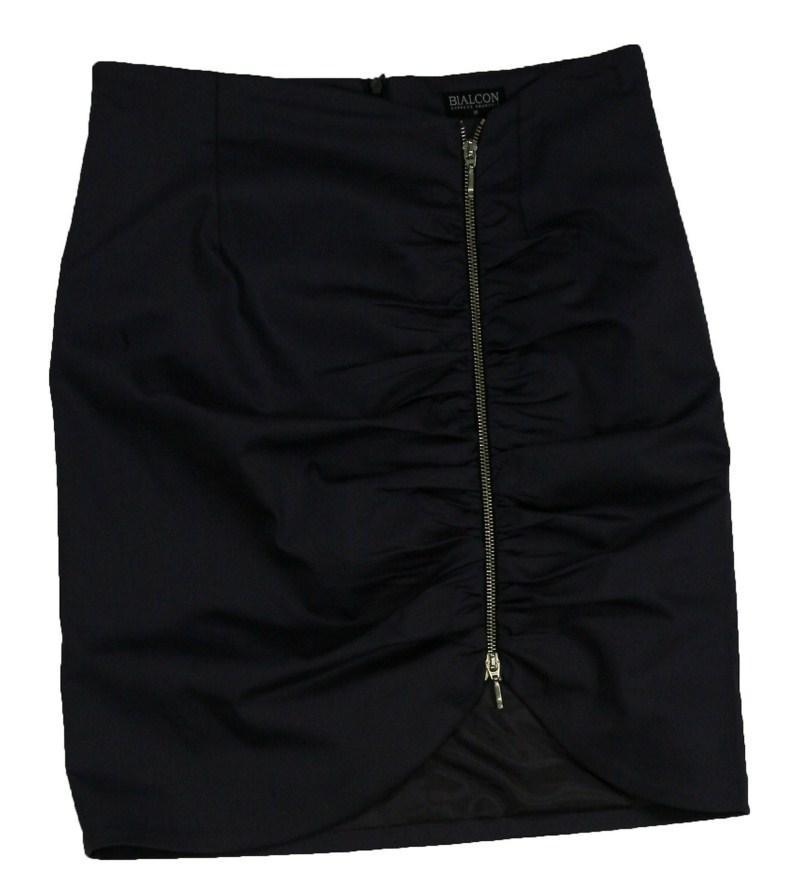 czarna spódnica Bialcon - wiosna-lato 2011