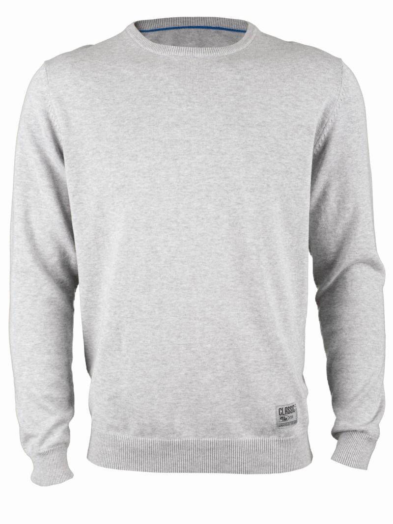 szary sweter Top Secret - kolekcja wiosenno/letnia
