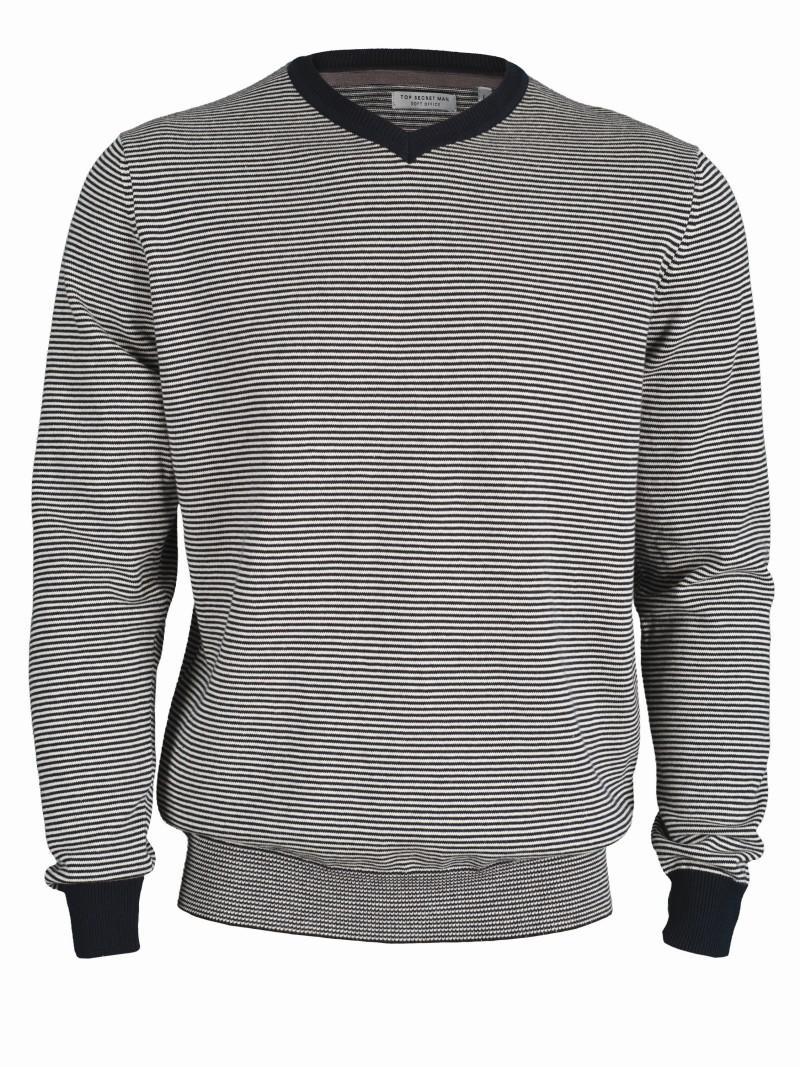 sweter Top Secret w paski - kolekcja wiosenno/letnia