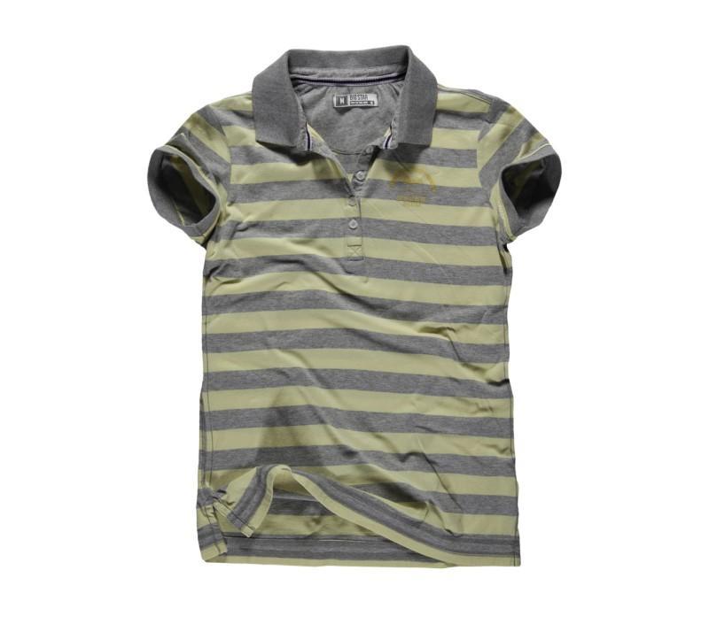 koszulka Big Star w paski polo - kolekcja wiosenno/letnia