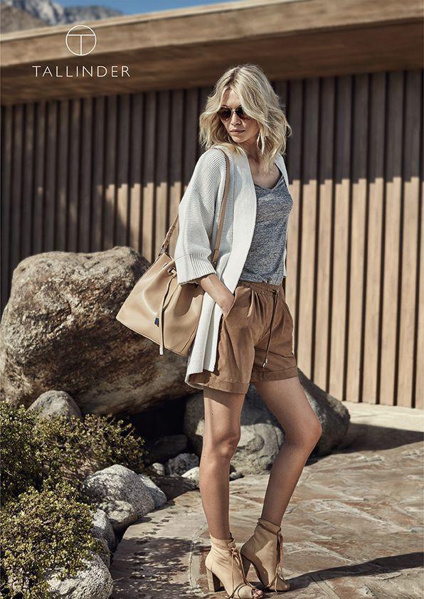 Tallinder - kolekcja wiosna-lato 2016