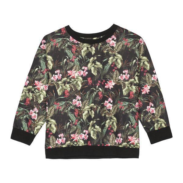 Bluzka w kwiaty Cropp, cena