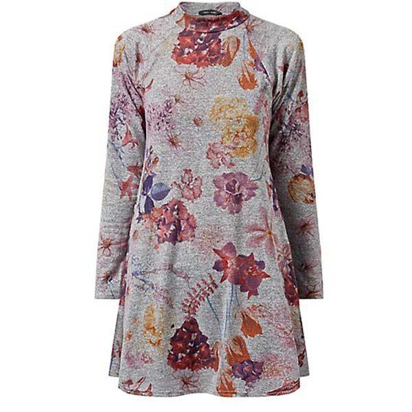 Sukienka w kwiaty New Look, cena
