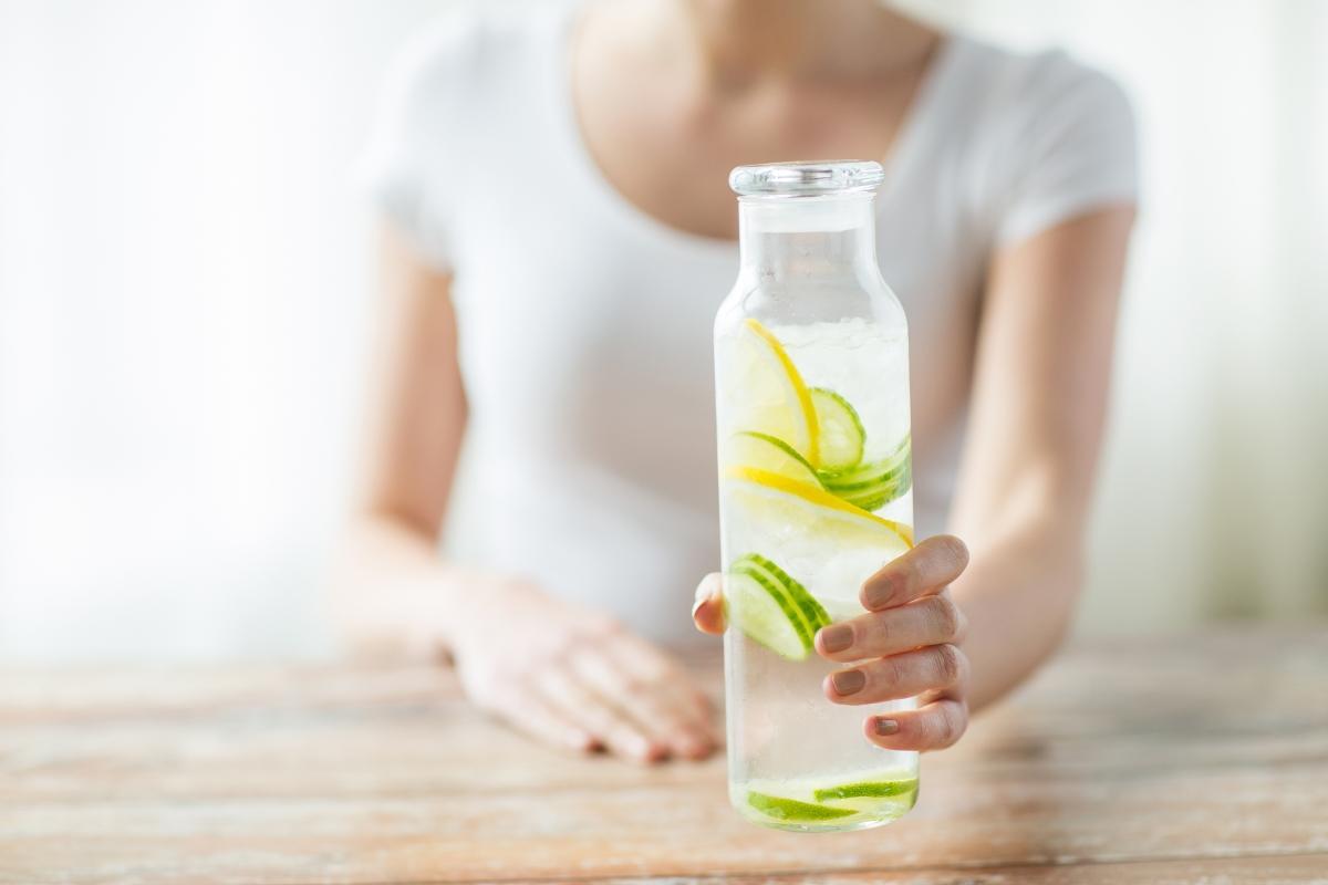 Woda przyspiesza metabolizm