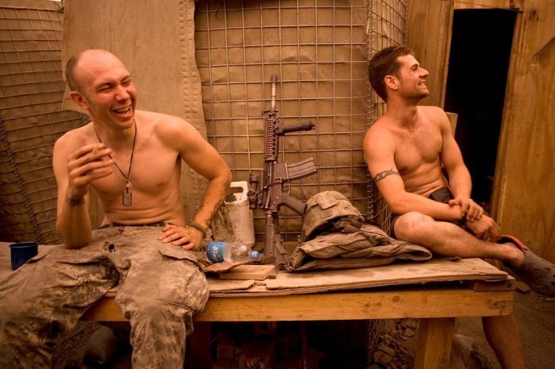 Wojna Restrepo (reż. Tim Hetherington, Sebastian Junger) - zdjęcie