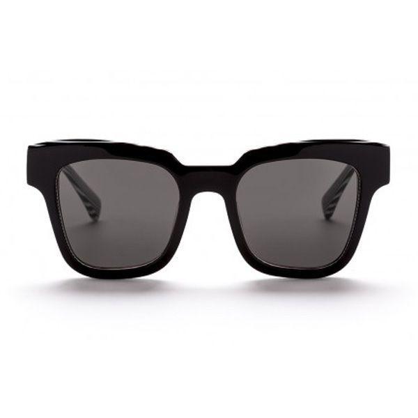 Czarne okulary Am Eyewear, cena