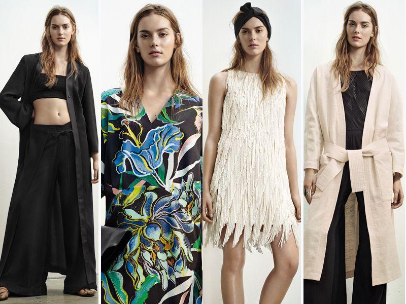 d5e430461c Kolekcja H M lato 2015 - Modne ubrania wiosna-lato 2015 - Trendy ...