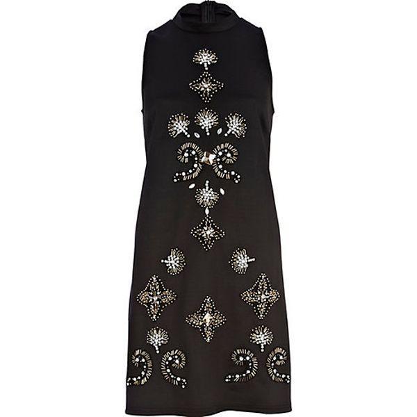 Studniówka 2015: czarna sukienka River Island, cena