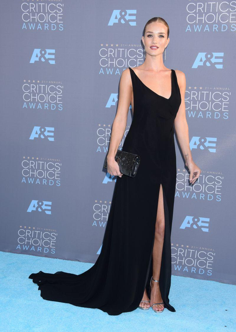 Critics Choice Awards: Rosie Huntington Whiteley