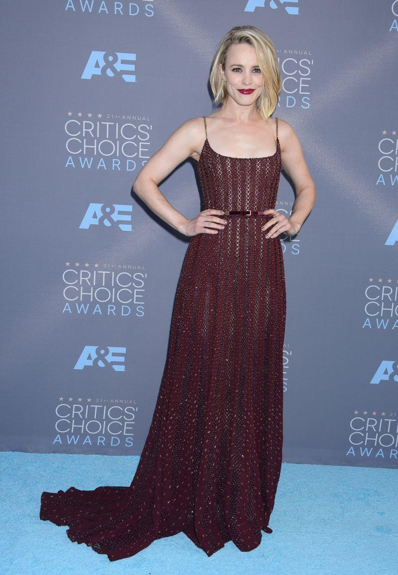 Critics Choice Awards: Rachel McAdams