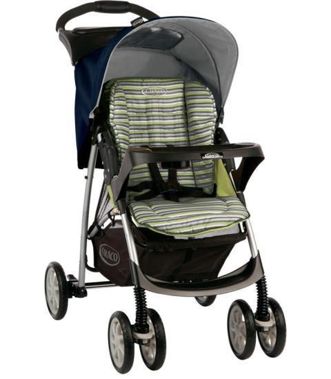 Wózek spacerowy Mirage Graco, cena orientacyjna: 350 zł