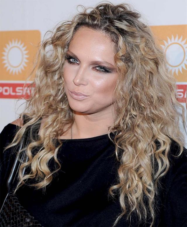 Joanna Liszowska, wpadki gwiazd, za mocny makijaż Liszowska