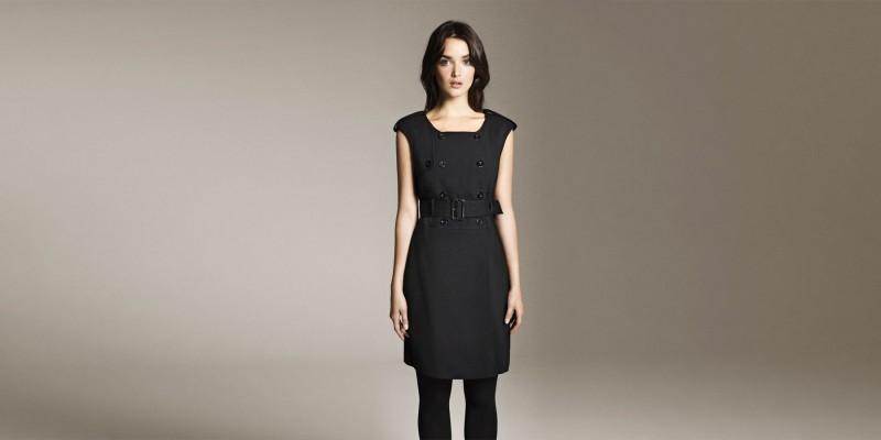 Zara - lookbook wrzesień 2010