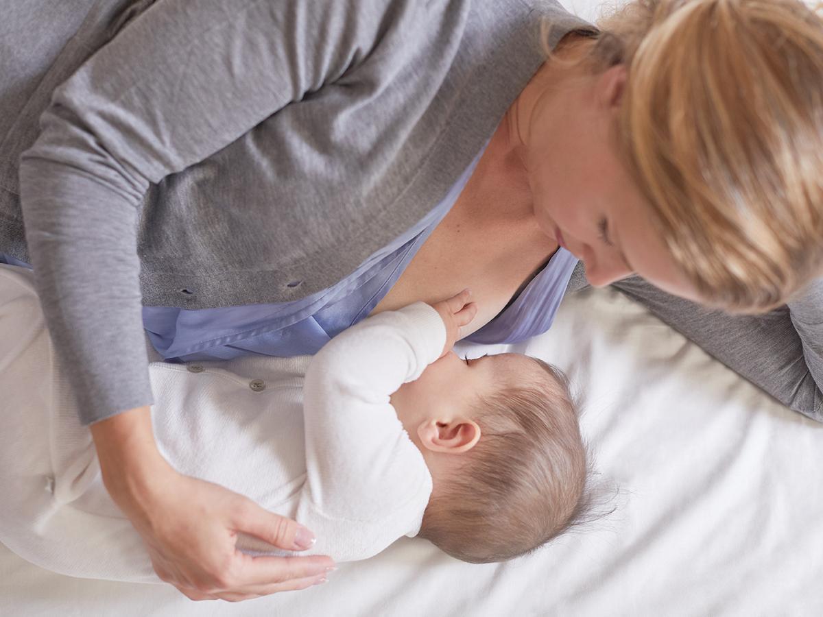 Wsparcie ojców w naturalnym karmieniu dziecka