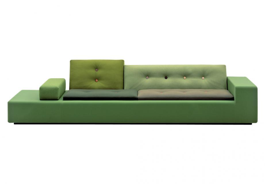 "Królowie designu - Hella Jongerius: Sofa ""Polder"" (2005), Vitra"