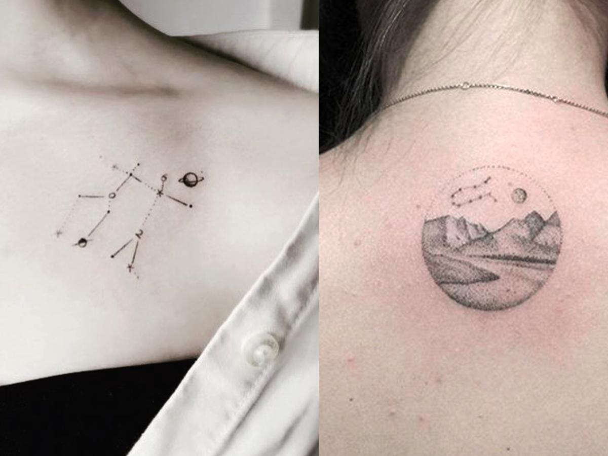 Tatuaże Ze Znakami Zodiaku Bliźnięta Tatuaż Co Trzeba