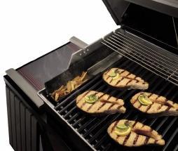 łosoś na grill