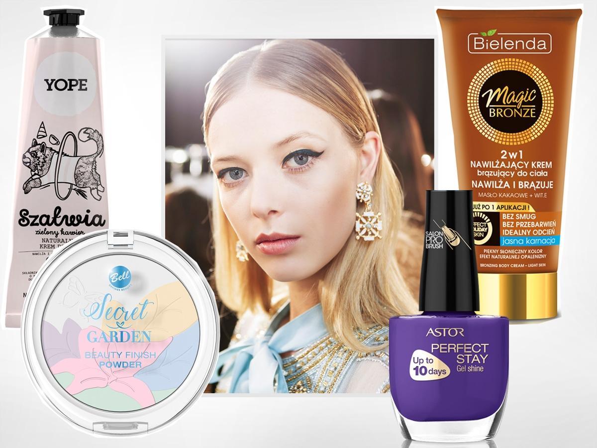 Wybór redakcji: 10 kosmetyków, które musisz wypróbować w kwietnia
