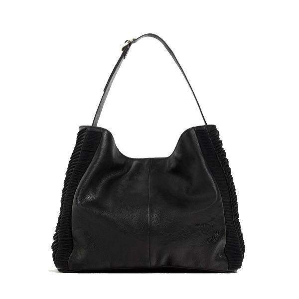 Skórzana torebka Zara, cena