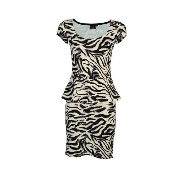 3f2d3f5781 Wzorzysta sukienka Bonprix