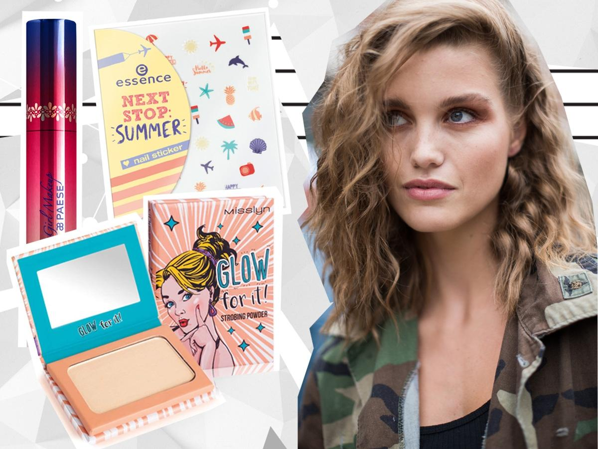 Wybór redakcji: najnowsze kosmetyki na lato 2017