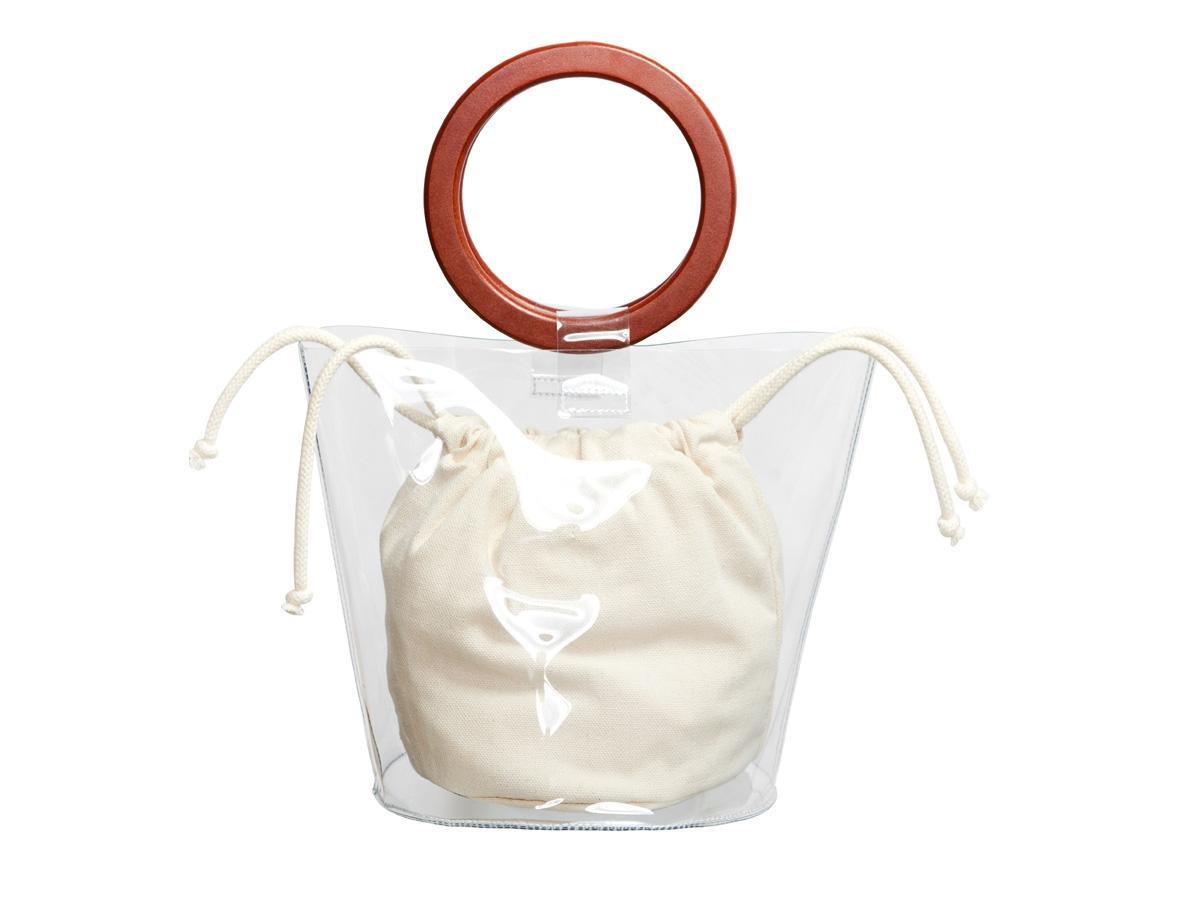 Transparentna torba Mohito, cena