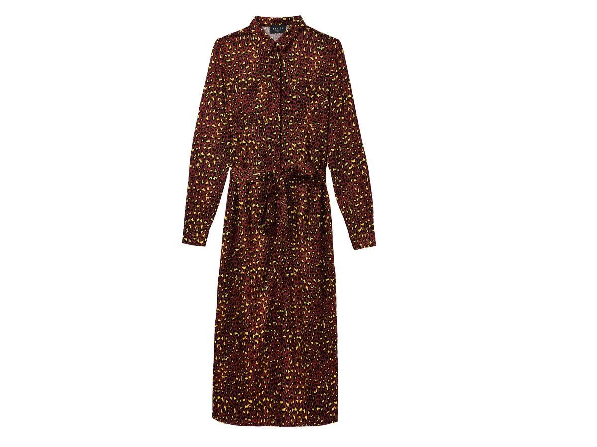 Sukienka w panterkę Mohito, cena