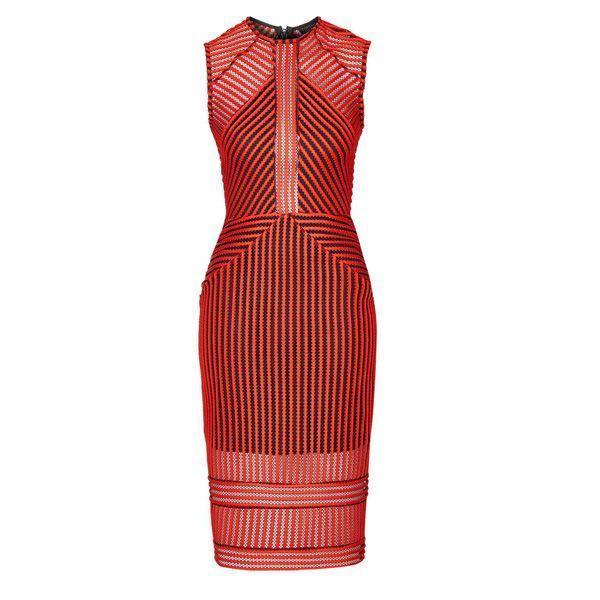 Czerwona sukienka Topshop, cena