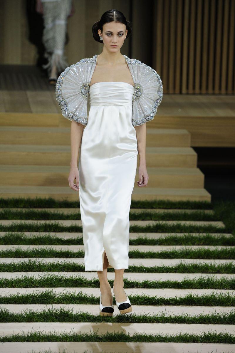 Wybrałyśmy najpiękniejsze kreacje z paryskich pokazów haute couture