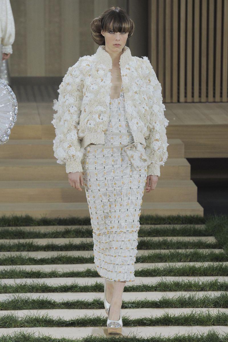 Chanel - haute couture wiosna 2016