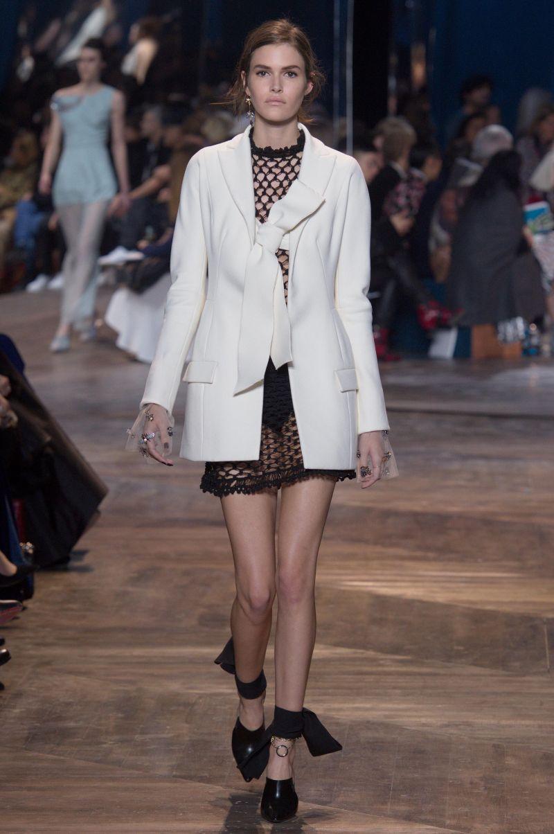 Dior - haute couture wiosna 2016