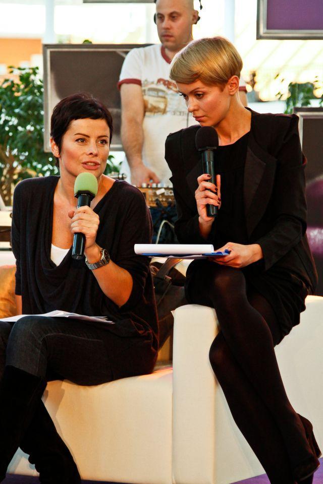 Monika Smolicz, Ewelina Wróblewska, CH Reduta