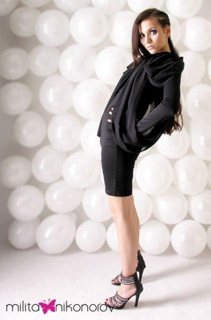 Wyglądaj seksownie na ślubie - sukienki Mility Nikonorov