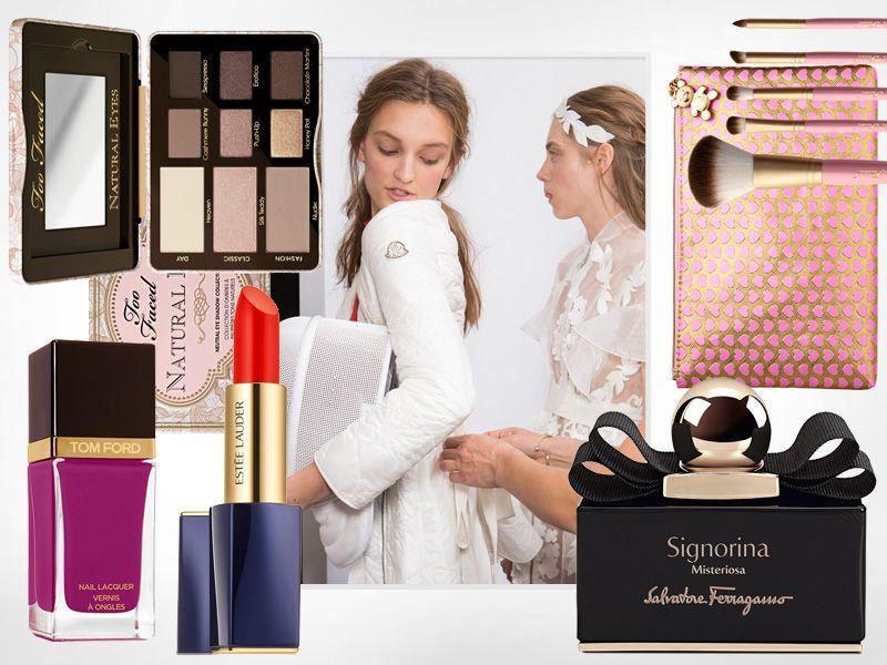 Prezenty na dzień kobiet - kosmetyki