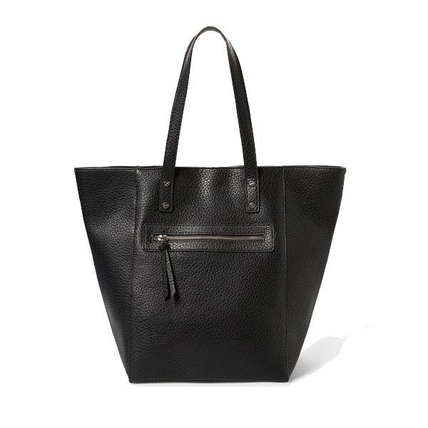 Czarna torebka Mango, cena