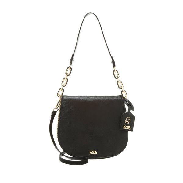 Czarna torebka Karl Lagerfeld, cena