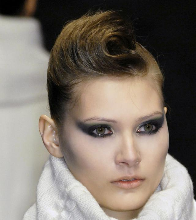 kok, trendy fryzur, fryzury na karnawał