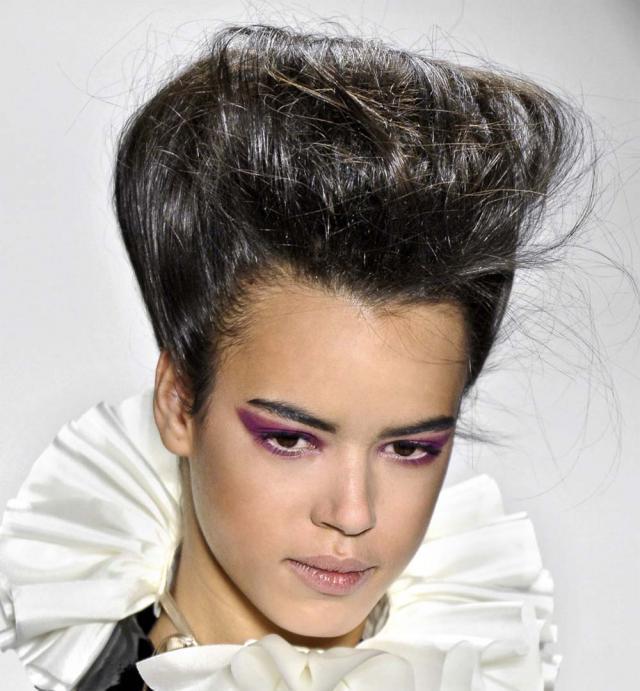 makijaż na sylwestra, 2012, 2011, karnawał, trendy, imprezowy look, jaki makijaż