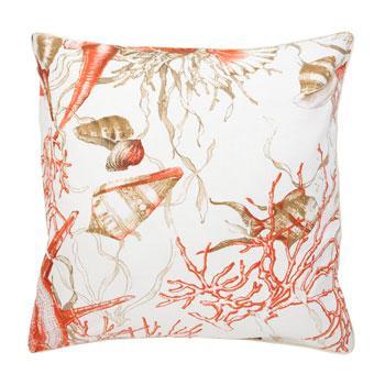 Modna poduszka w morskie wzory - dekoracje do wnętrz od Zara Home