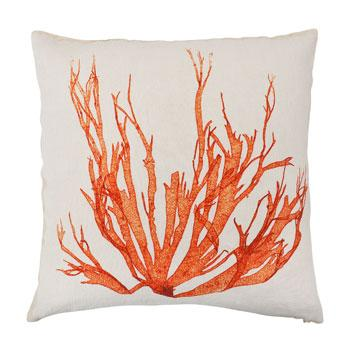Stylowa poduszka w morski wzorek - dekoracje do wnętrz od Zara Home