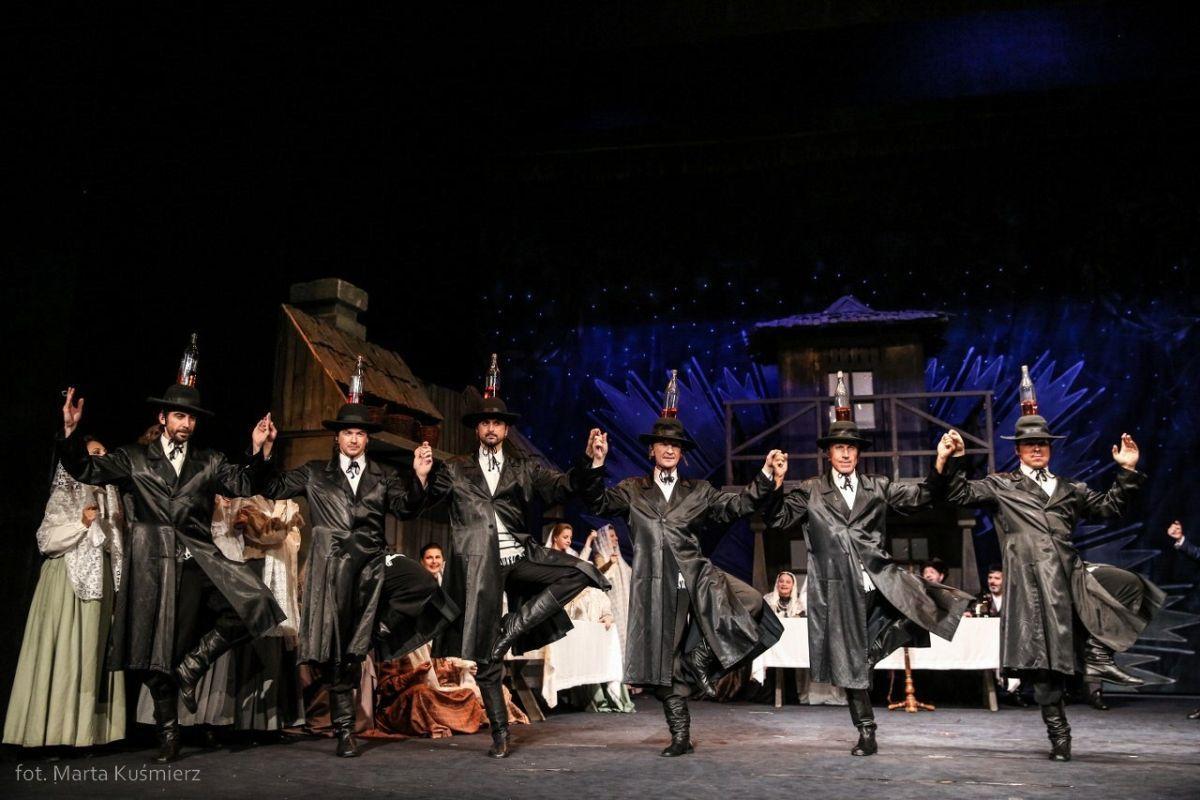 Spektakl Skrzypek na Dachu - Teatr Żydowski