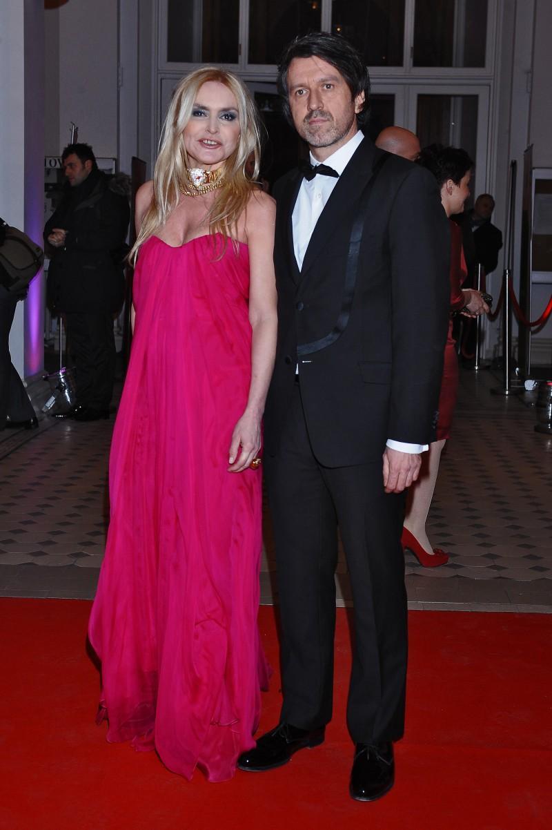 Tomasz Ziółkowski, Monika Olejnik - Charytatywny Bal Dziennikarzy 2012