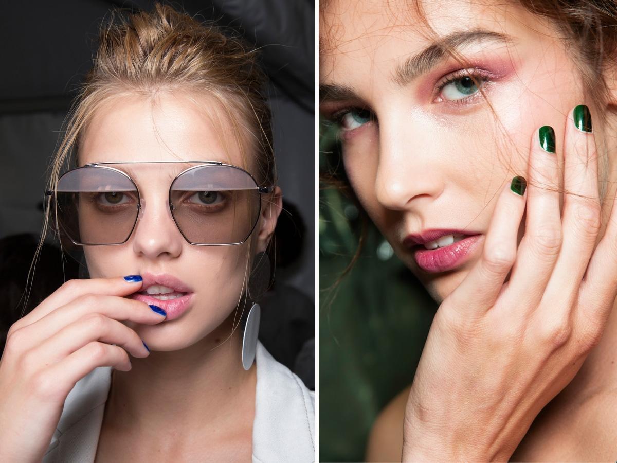 Lakiery do paznokci w intensywnych kolorach