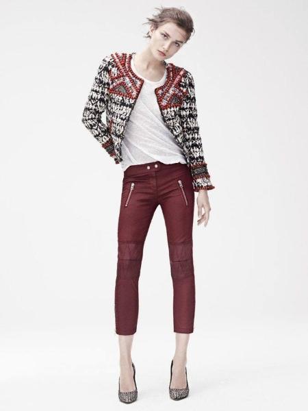 Isabel Marant dla H&M - Lookbook