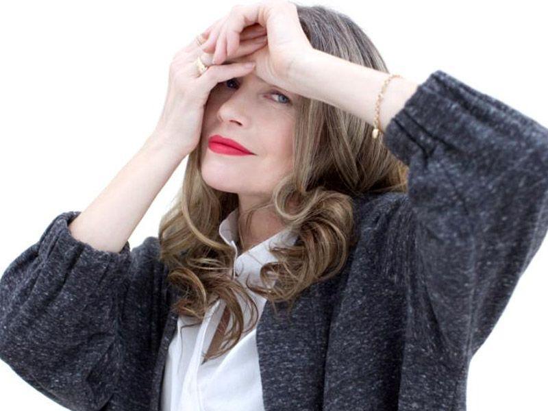 Z polską metką: Lidia Popiel w sesji wizerunkowej nowej marki
