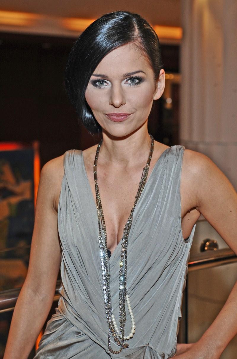 Paulina Sykut - Pokaz Macieja Zienia Relation w/l 2011